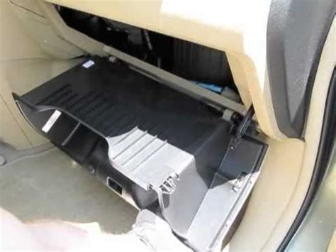 Honda Crv Cabin Filter cabin air filter replacement honda cr v diy