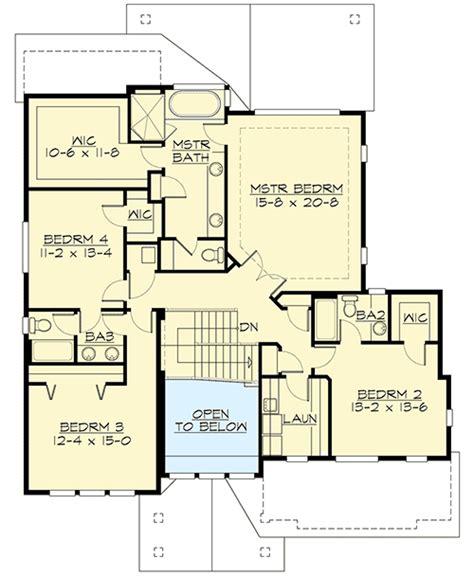 garage under house plans northwest house plan with drive under garage 23588jd