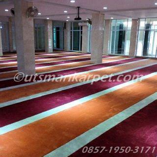 Karpet Masjid Hijau harga karpet masjid hijau polos murah utsmankarpet