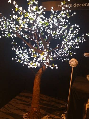 Cherry Blossom Tree  880 LED Lights for hire, rent, or