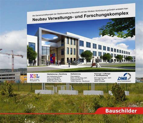 Bauschild Mieten by Bauschilder Mieten Oder Kaufen Baureklame Bautafeln