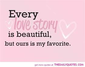 Love Pic Quotes by Love Story Quotes Quotesgram