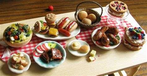 doll house food of mice and ramen handmade dollhouse miniature food