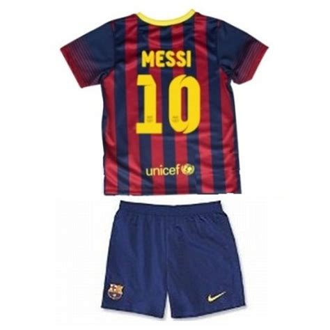 barcelona messi youth home jersey | wow!jerseys: shop
