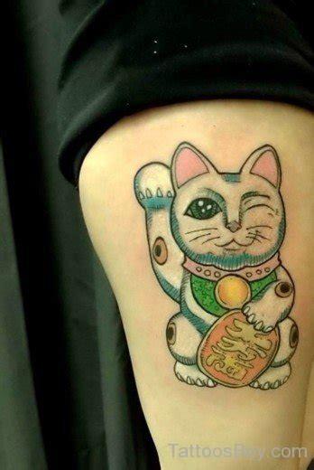 tattoo cat funny funny cat tattoo on thigh tattoo designs tattoo pictures