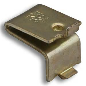 brass standard shelf