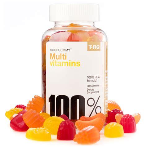 Gummy 60s 10s t rq multi vitamins gummy cherry lemon orange 60 gummies iherb