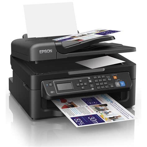 Printer Epson Keluaran Terbaru epson workforce wf 2630wf c11ce36402 achat vente