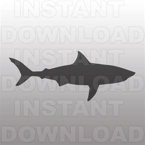 mako templates mako shark clipart 32
