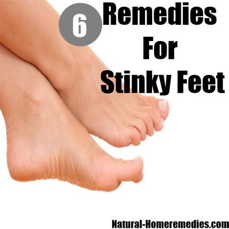 top 6 home remedies for stinky remedies for