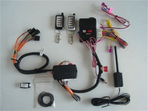 remote starter kit w/ keyless entry for chevrolet tahoe