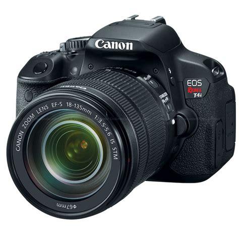 Canon Eos Dslr 650d Kit Lens 18 135mm Isstm canon eos t4i digital with 18 135mm is stm lens kit