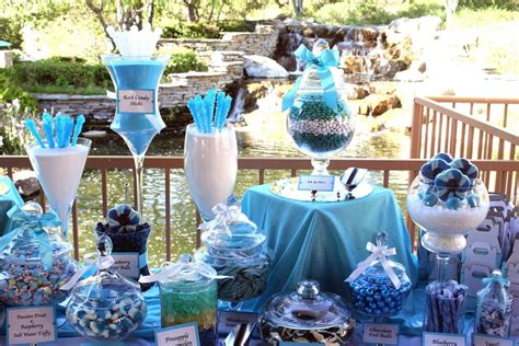 wedding buffet tables are a sweet option pun intended mywedstyle