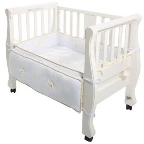 co sleeper bed arm s reach sleigh bed co sleeper birth partner