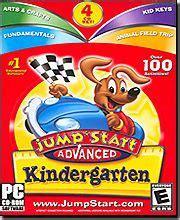 Pc Jump Start Kindergarten 2002 jump start advanced preschool learning system cd on popscreen