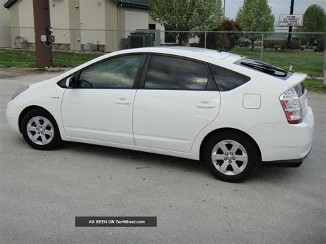 2007 Toyota Prius Specs by 2007 Toyota Prius Ii Pictures Information And Specs