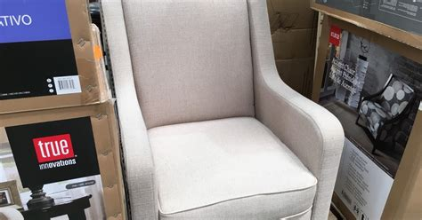 Costco True Innovations Chair by True Innovations Fabric Accent Chair Costco Weekender