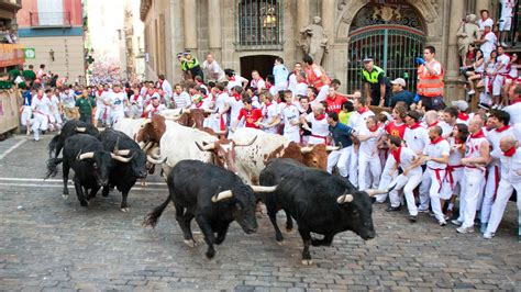 Running With The Bulls running of the bulls a event like nothing else