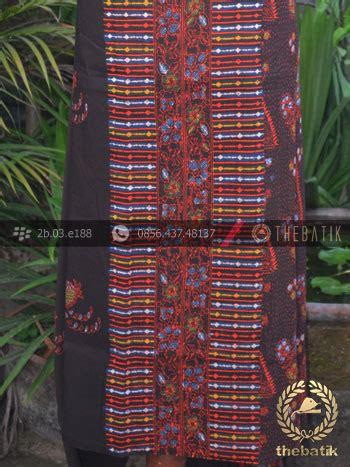 Blouse Tonik Ukir Motif Etnik Warna Hijau Polos 5 jual bahan kemeja batik latar hitam motif tumpal etnik thebatik co id