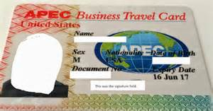 apec business card abtc apec business travel card for u s citizens updates entry experiences q a page 6