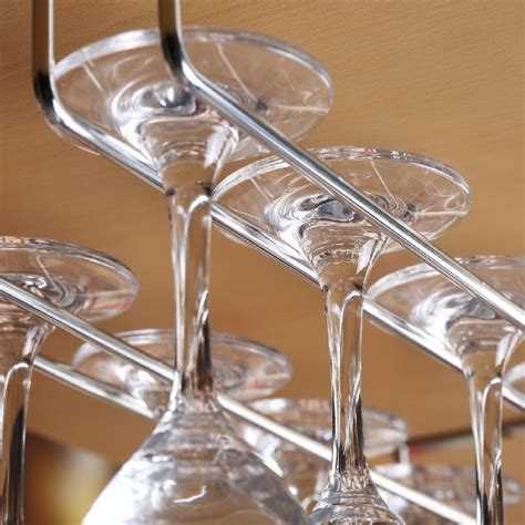 Wine Hanger Rack by Fashion Bar Wine Goblet Glass Hanger Holder Hanging