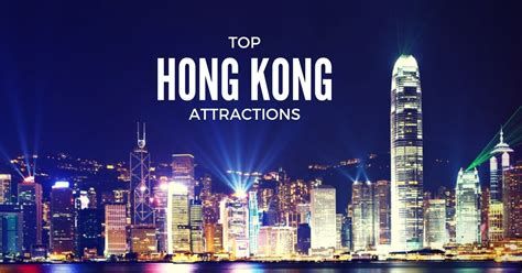 hk top  attractions travel guide recommended