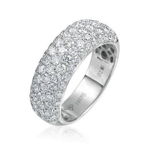 the beauty of diamond wedding bands wedding and bridal