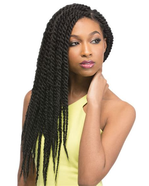 afro beauty afro twist braid 22 black braiding hair synthetic hair extension afro twist