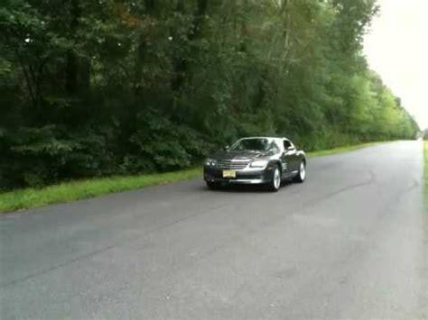 Chrysler Crossfire 0 60 by Chrysler Crossfire Srt 6 0 60 Test