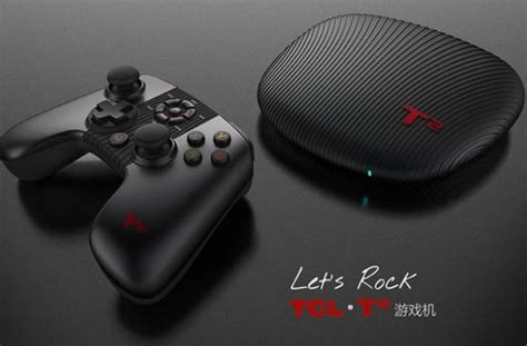 android gaming console tcl t2 android micro console unveiled