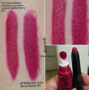 Beverly Liquid Lipstick Apple New Diskon faced melted berry dupes dupethat