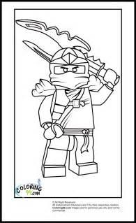 ninjago coloring lego ninjago coloring pages team colors