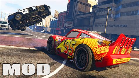 how to mod cars in gta 5 online ps3 autocarswallpaper co lightning mcqueen fredwalkthrough edition gta5 mods com