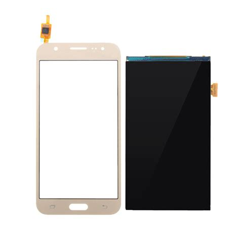 Lcd Touchscreen Samsung J5 touch screen digitizer lcd touch display gold lens for
