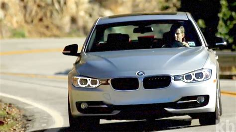 bmw  series review  road test youtube