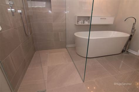 Heated Shower by Heated Shower Floor C 233 Ramiques Hugo Inc