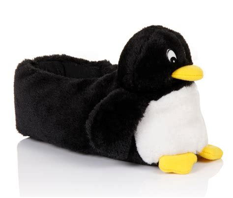 penguin house shoes penguin slippers for 28 images my pillow pets penguin slippers small fuzzy