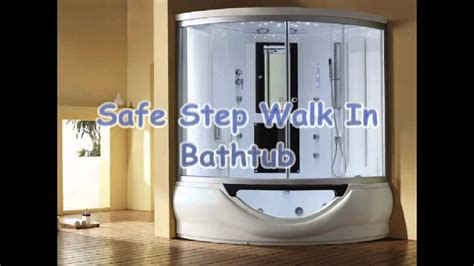 Walk In Shower And Bath Combinations make the best walk in tub shower combination foybs youtube