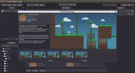 godot engine godot is doing well at gdc 2018 godot engine godot aims for mainstream