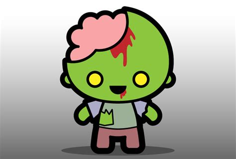 Imagenes De Zombies Kawaii | flomby s profile