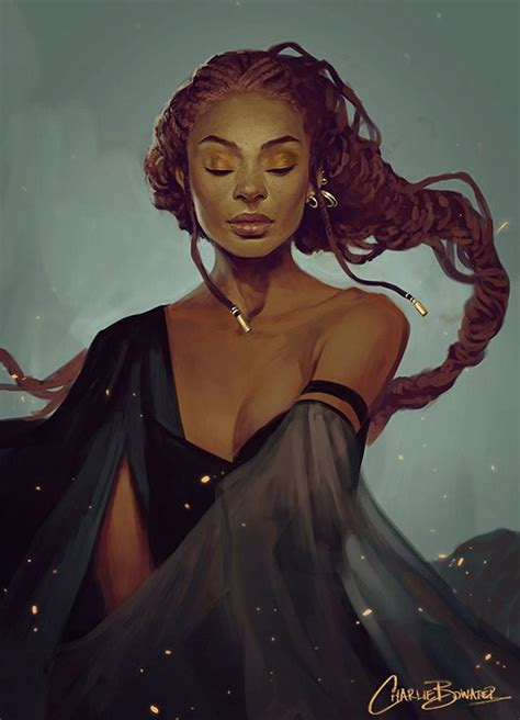 black woman portrait by florin chis on deviantart quot sketch xxii quot charlie bowater figurative art freckle