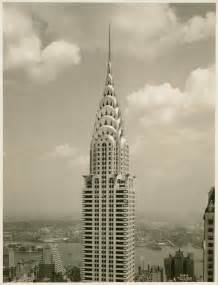 What Is The Chrysler Building Made Of The Chrysler Building History And Photography New York S