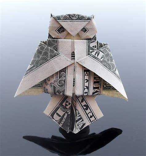 Dollar Owl Origami - 35 beautiful dollar origami by craig sonnenfeld