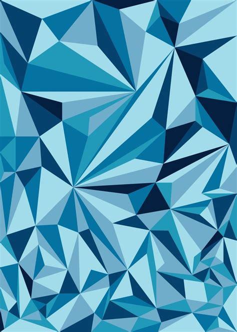 graphic pattern motif crystal pattern nick vlow graphic design by nick vlow
