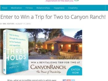 Entering Sweepstakes For A Living - books for better living threshold sweepstakes sweepstakes fanatics