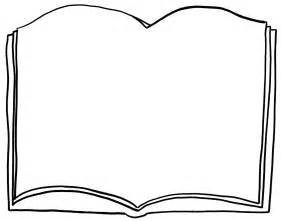 book coloring pages open book coloring page clipart best