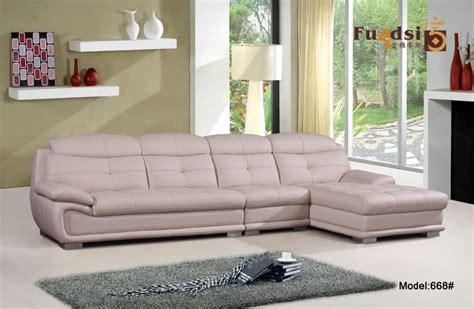 Sofa Kulit Terbaru 2015 terbaru desain modern sofa kulit 668 di sofa ruang tamu dari furniture aliexpress