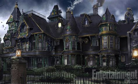 the munsters house first look at the munsters house in mockingbird lane geektyrant