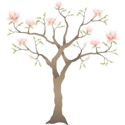 tree template for wall 21 best stencil s images on for the home