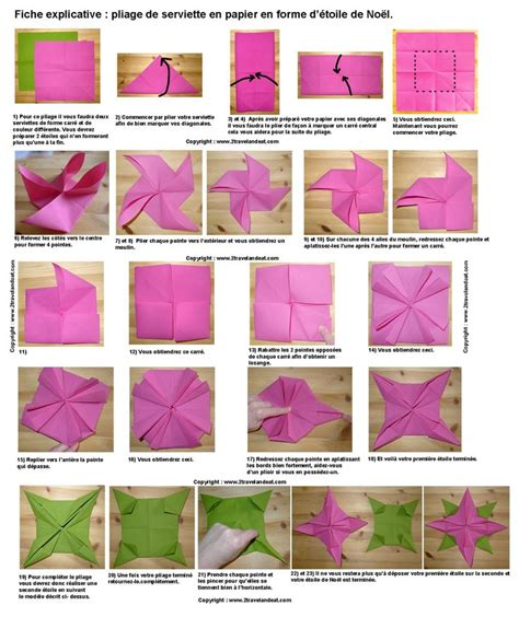 Origami Serviette De Table by 1000 Id 233 Es Sur Le Th 232 Me Pliage Serviette Papillon Sur